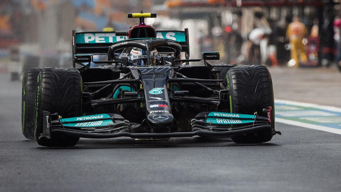 Valtteri Bottas - Formel 1 - GP Türkei - Istanbul - 2021