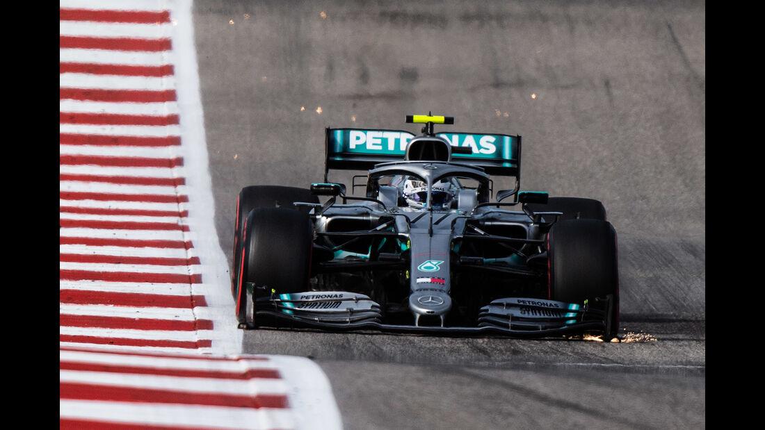 Valtteri Bottas  - Formel 1 - GP USA 2019