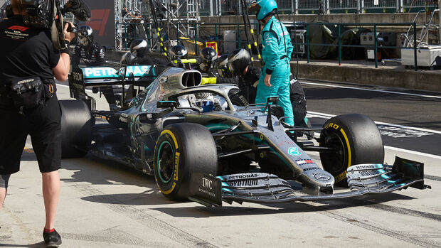 Valtteri Bottas - Formel 1 - GP Ungarn 2019