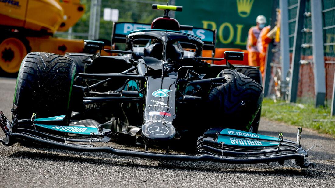 Valtteri Bottas - Formel 1 - GP Ungarn - 2021