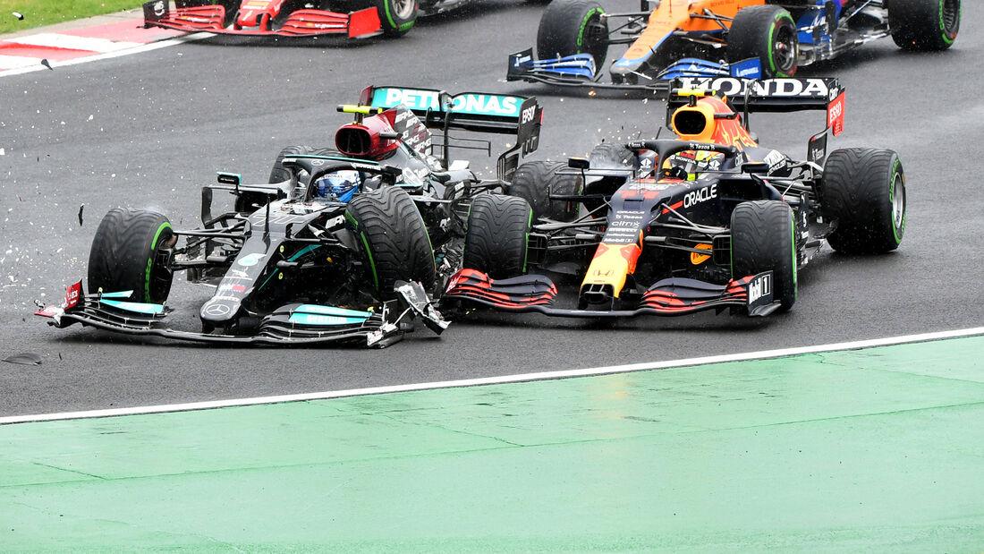 Valtteri Bottas - Formel 1 - GP Ungarn 2021
