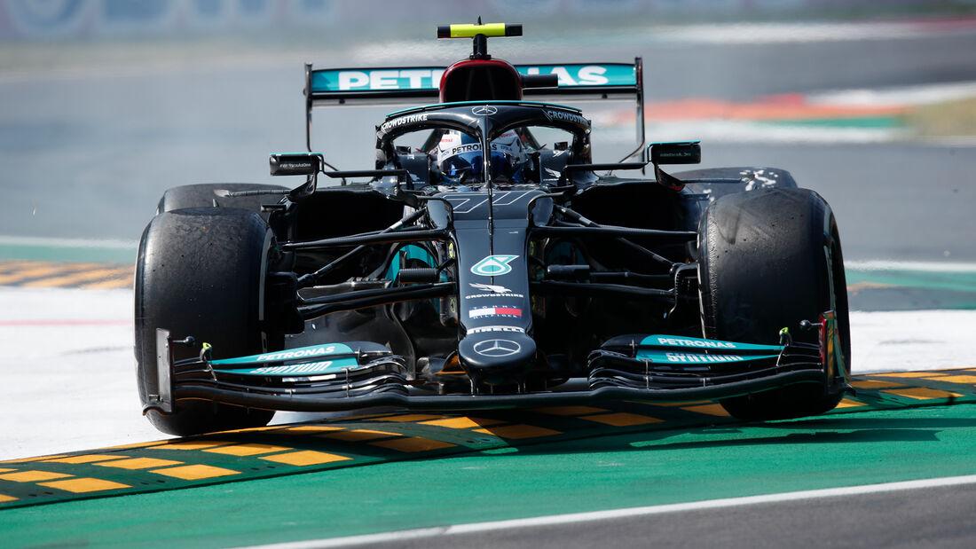 Valtteri Bottas - Formel 1 - Monza - GP Italien 2021