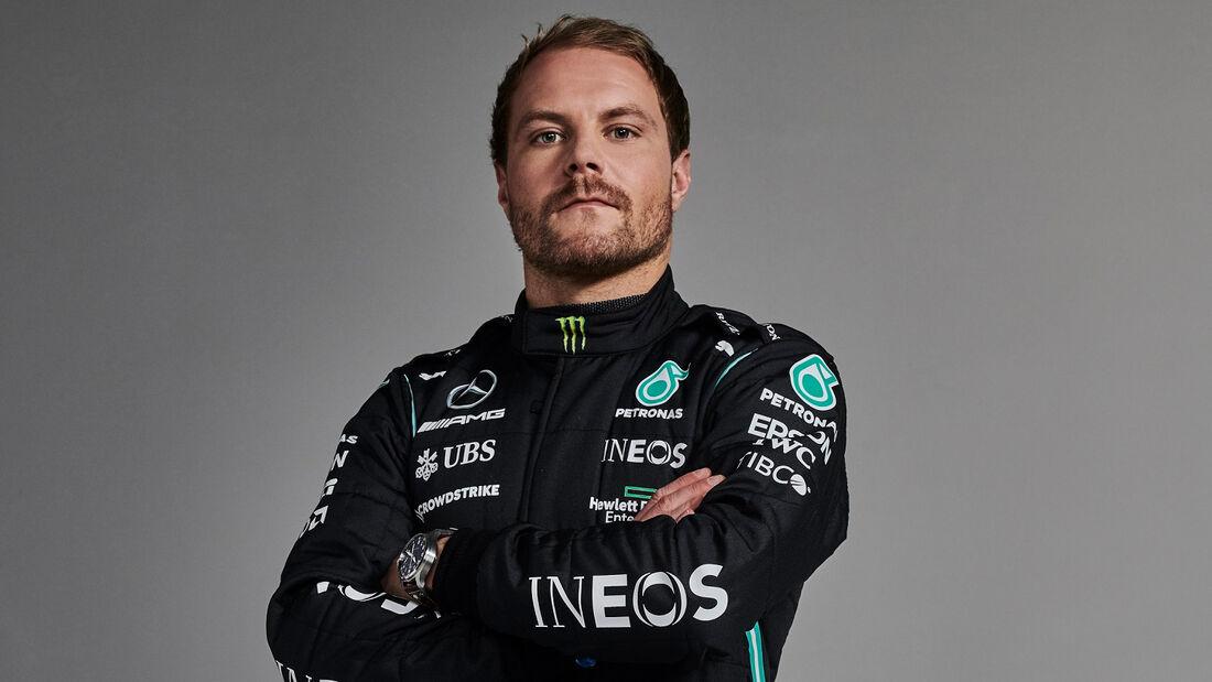 Valtteri Bottas - Formel 1 - Porträt - 2021