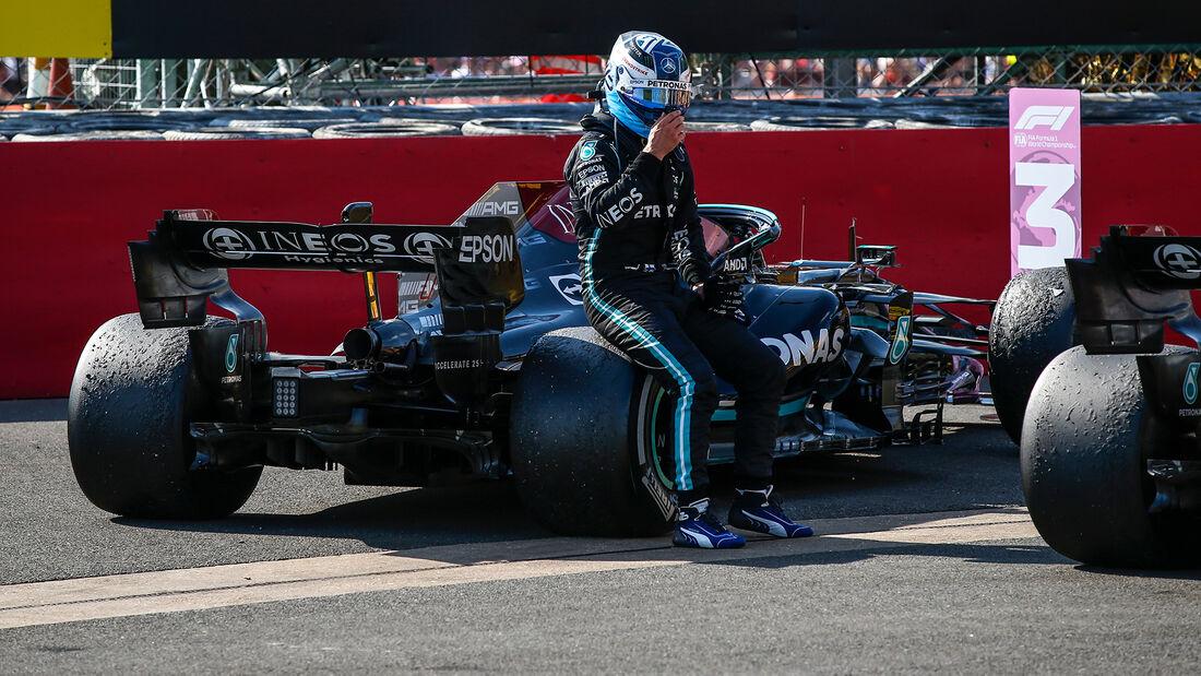 Valtteri Bottas - Formel 1 - Silverstone - GP England 2021