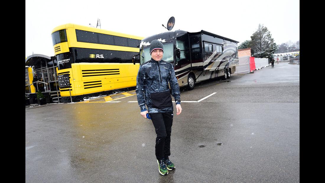 Valtteri Bottas - Formel 1 - Test - Barcelona - Tag 3 - 28. Februar 2018