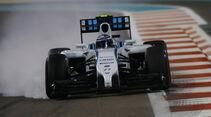 Valtteri Bottas - GP Abu Dhabi 2014