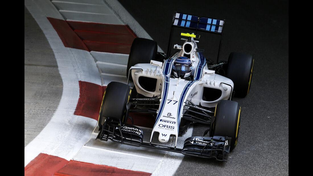 Valtteri Bottas - GP Abu Dhabi 2016