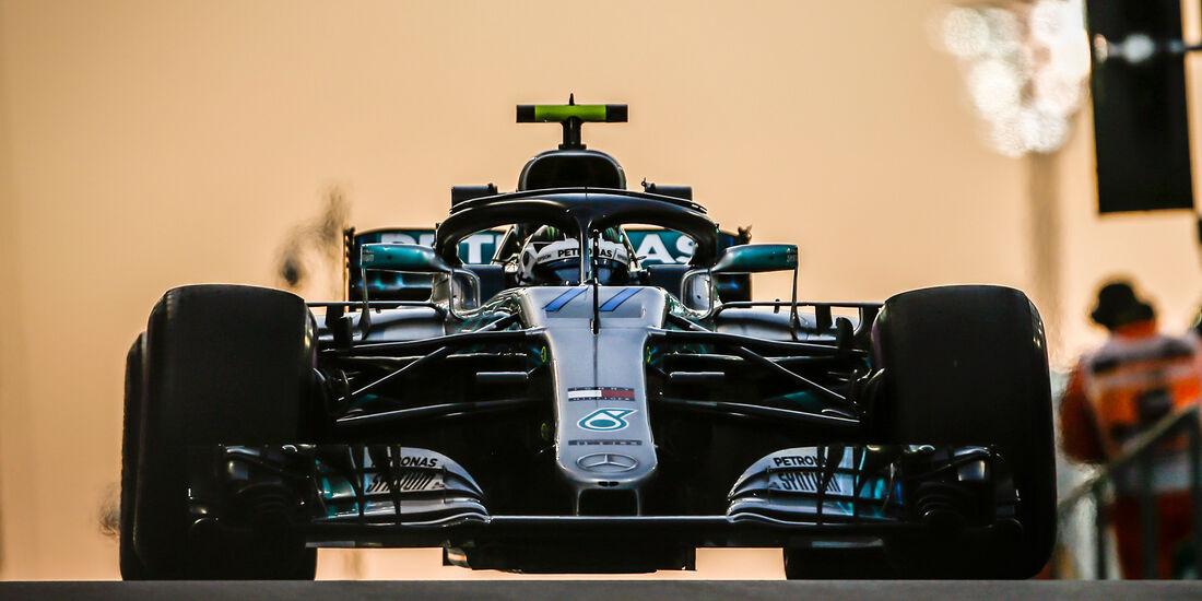 Valtteri Bottas - GP Abu Dhabi 2018