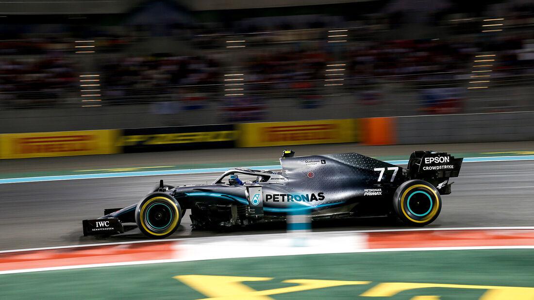 Valtteri Bottas - GP Abu Dhabi 2019