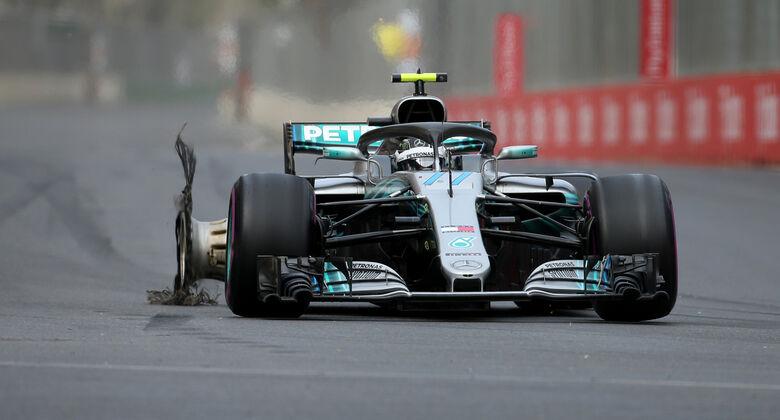 Valtteri Bottas - GP Aserbaidschan 2018