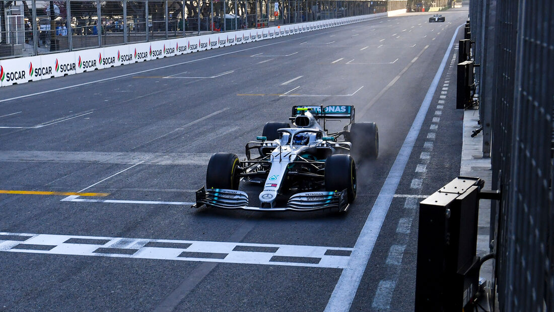 Valtteri Bottas - GP Aserbaidschan 2019