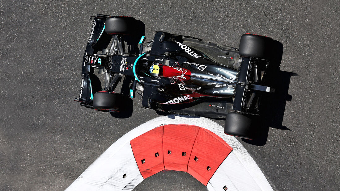 Valtteri Bottas - GP Aserbaidschan 2021