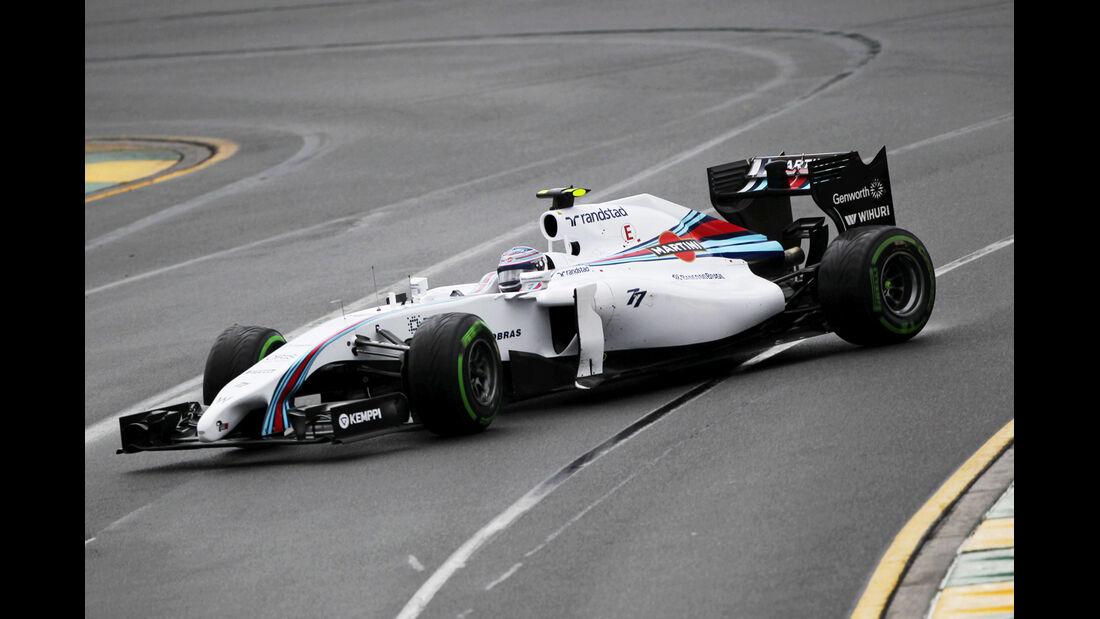 Valtteri Bottas - GP Australien 2014