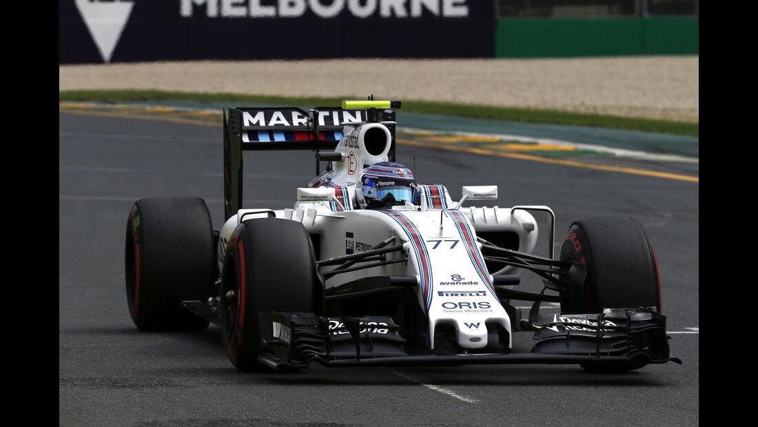 Valtteri Bottas - GP Australien 2016