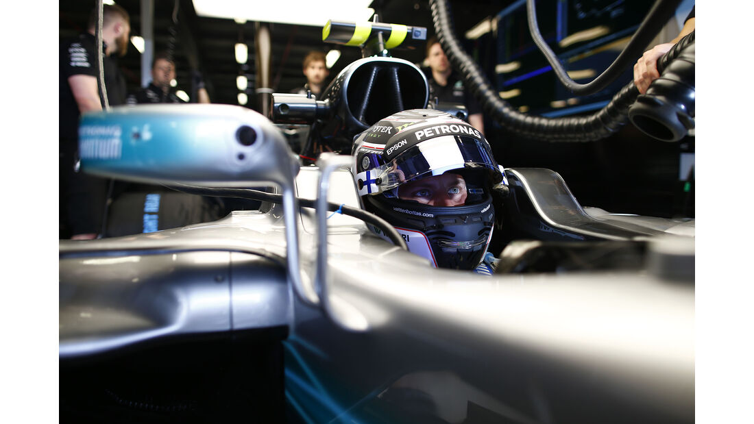 Valtteri Bottas - GP Australien 2017