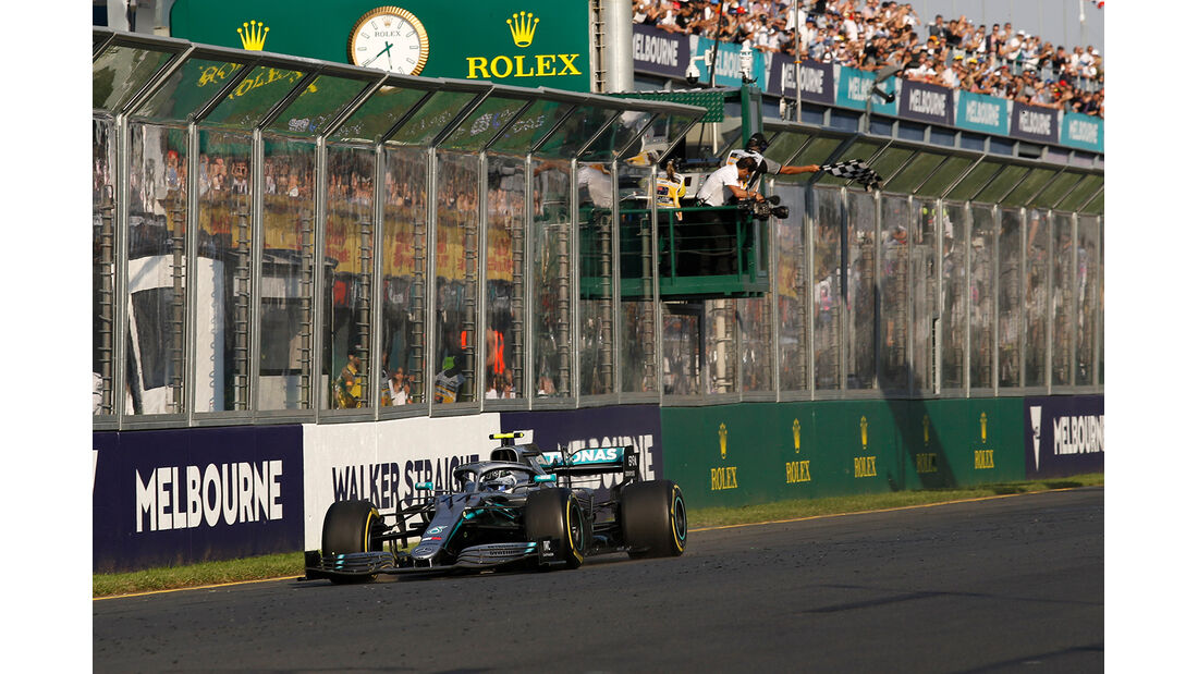 Valtteri Bottas - GP Australien 2019