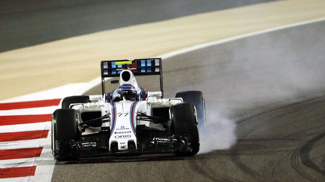 Valtteri Bottas - GP Bahrain 2016