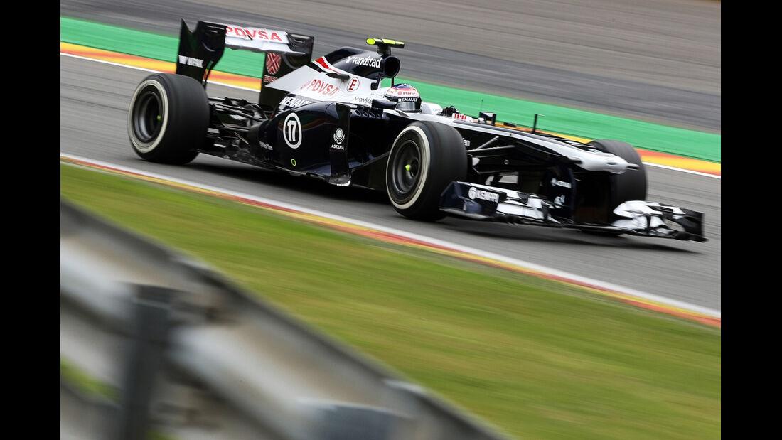 Valtteri Bottas - GP Belgien 2013