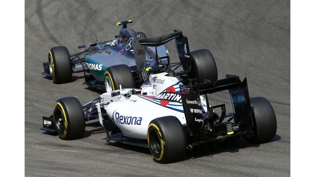 Valtteri Bottas - GP Belgien 2015