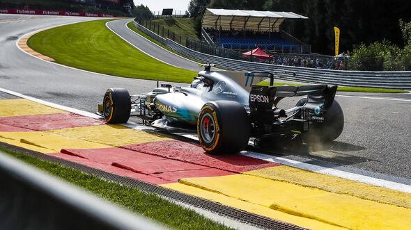 Valtteri Bottas - GP Belgien 2017