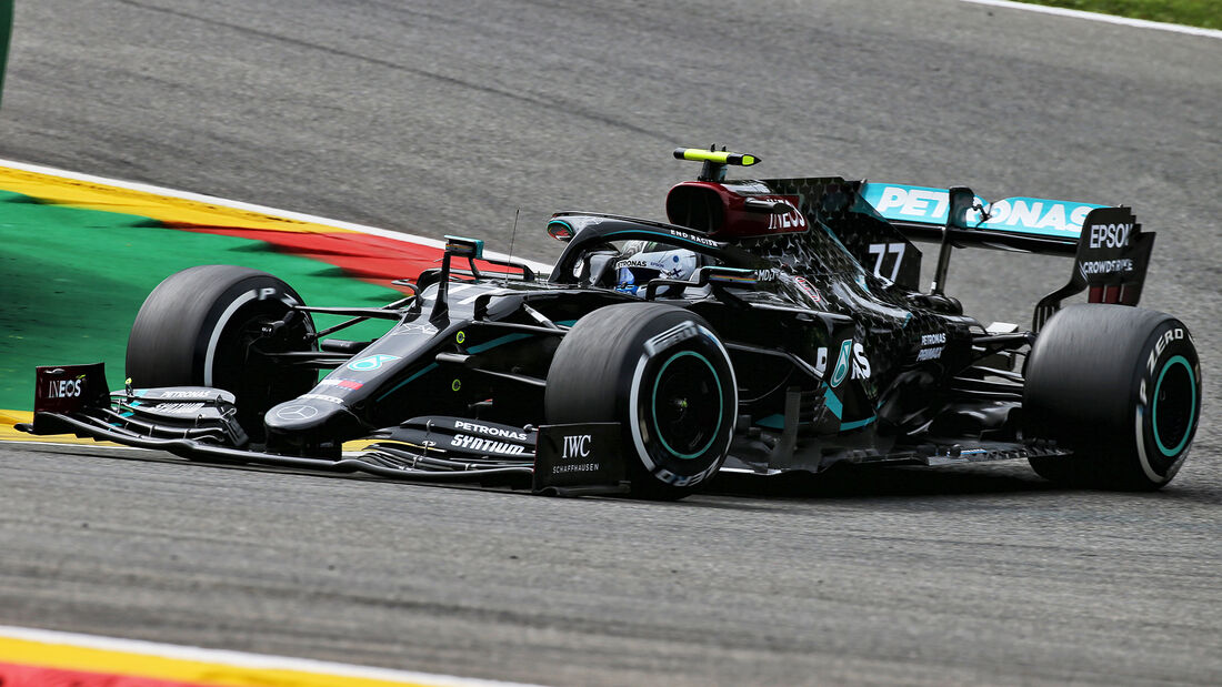 Valtteri Bottas - GP Belgien 2020