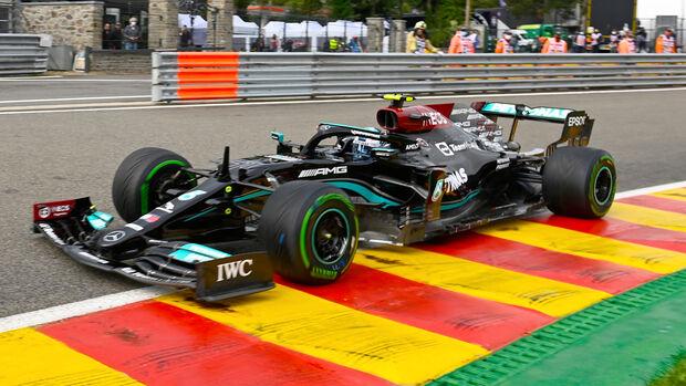 Valtteri Bottas - GP Belgien 2021