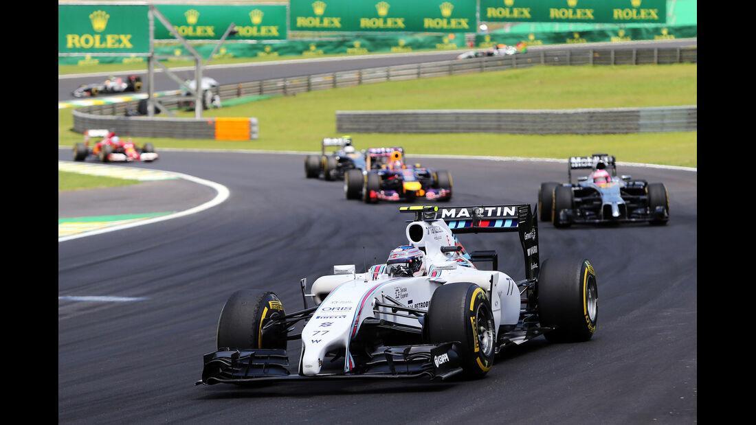Valtteri Bottas - GP Brasilien 2014