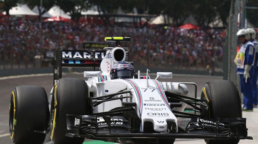 Valtteri Bottas - GP Brasilien 2015