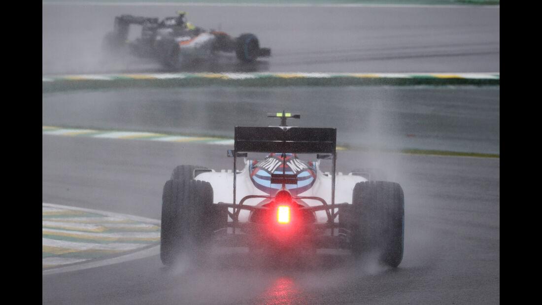 Valtteri Bottas - GP Brasilien 2016