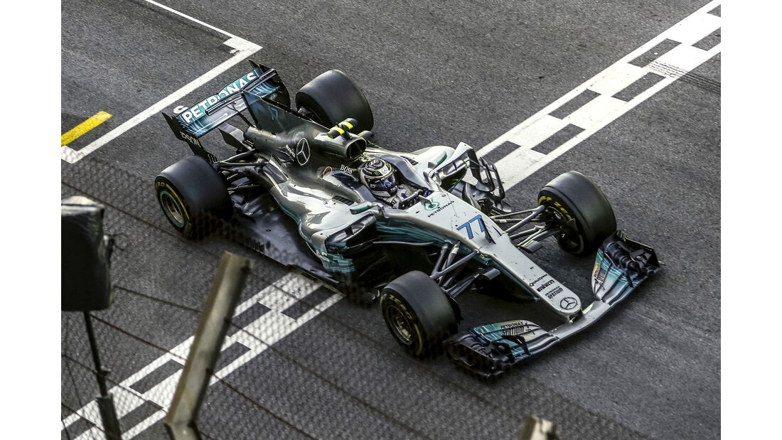 Valtteri Bottas - GP Brasilien 2017