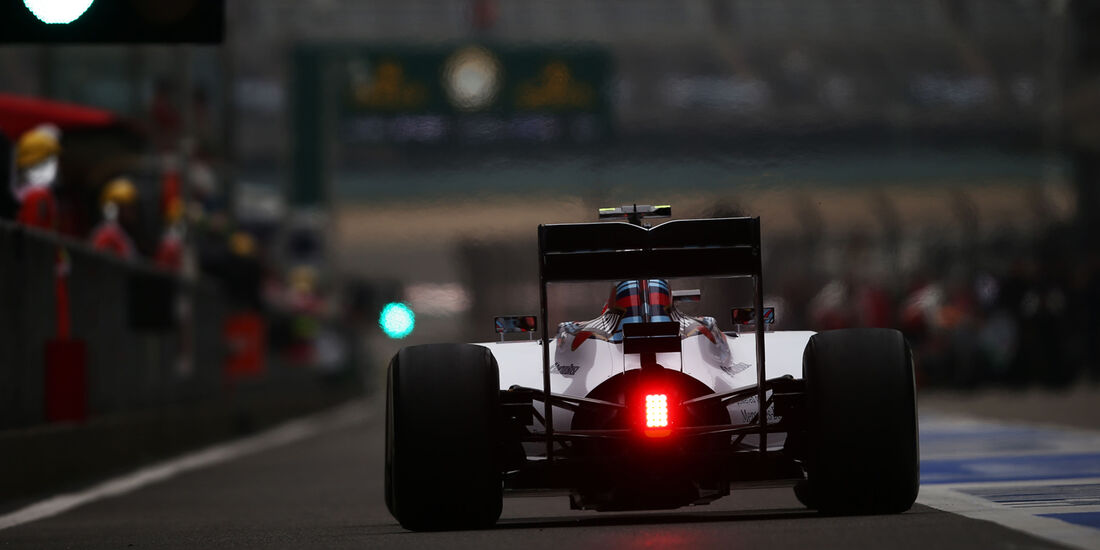 Valtteri Bottas - GP China 2014