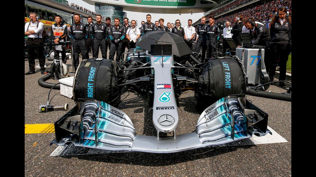 Valtteri Bottas - GP China 2018
