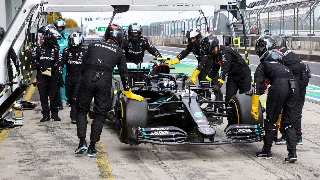 Valtteri Bottas - GP Eifel - Nürburgring - Formel 1 - 2020