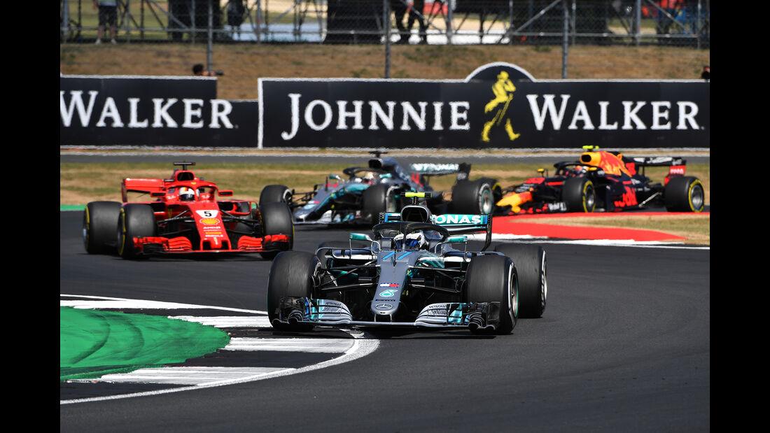 Valtteri Bottas - GP England 2018