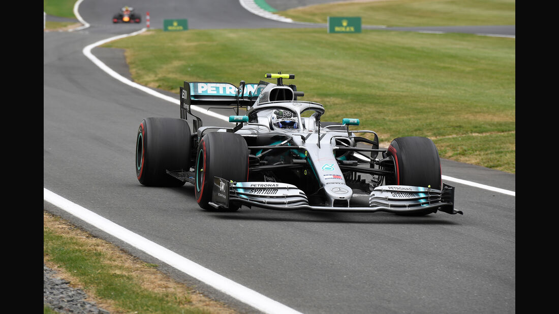 Valtteri Bottas - GP England 2019