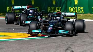 Valtteri Bottas - GP Imola - 2021