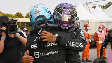 Valtteri Bottas - GP Italien 2021