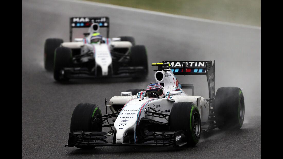 Valtteri Bottas - GP Japan 2014
