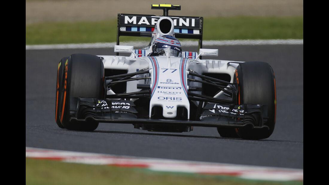 Valtteri Bottas - GP Japan 2015