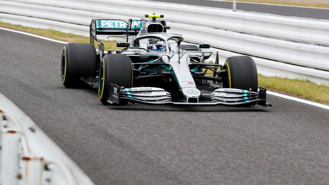Valtteri Bottas - GP Japan 2019