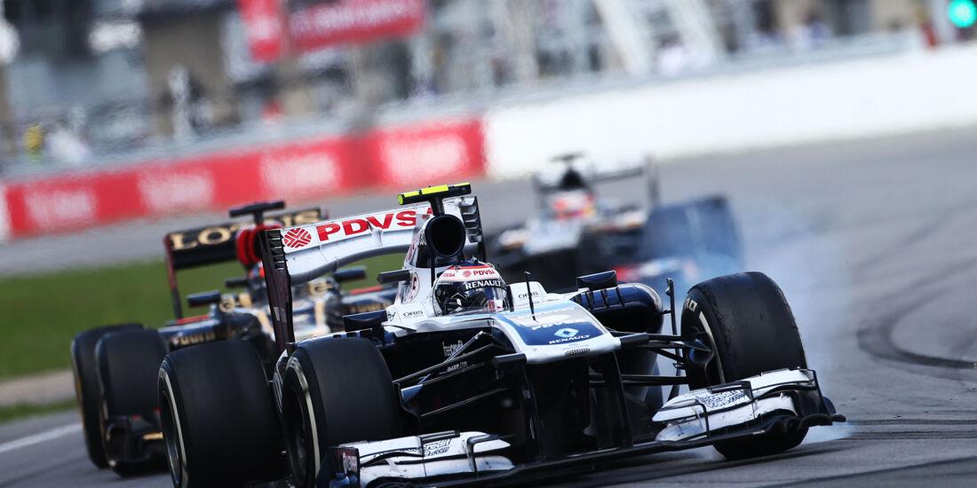 Valtteri Bottas - GP Kanada 2013