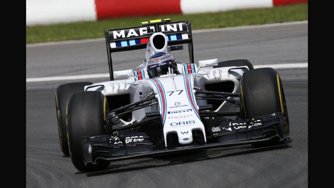 Valtteri Bottas - GP Kanada 2015