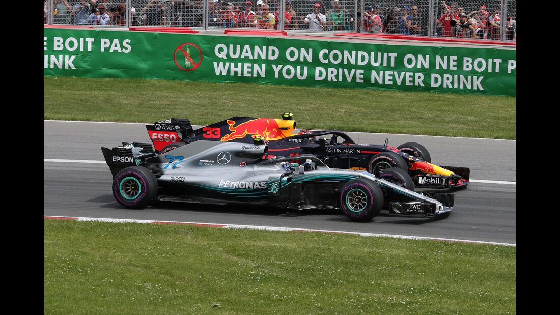 Valtteri Bottas - GP Kanada 2018