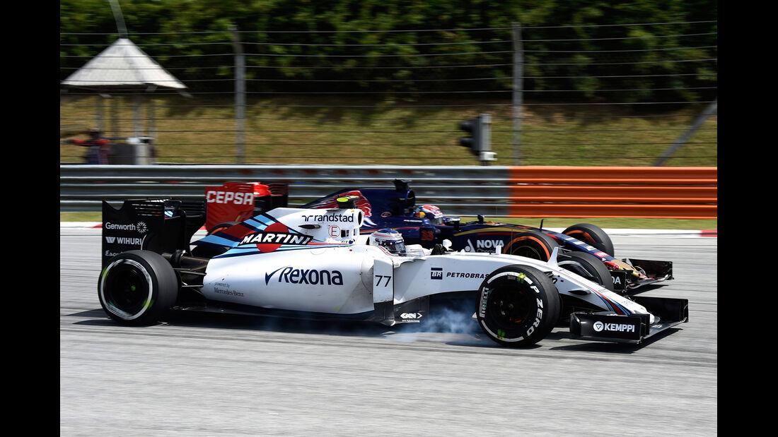 Valtteri Bottas - GP Malaysia 2015