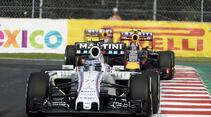 Valtteri Bottas - GP Mexiko 2015