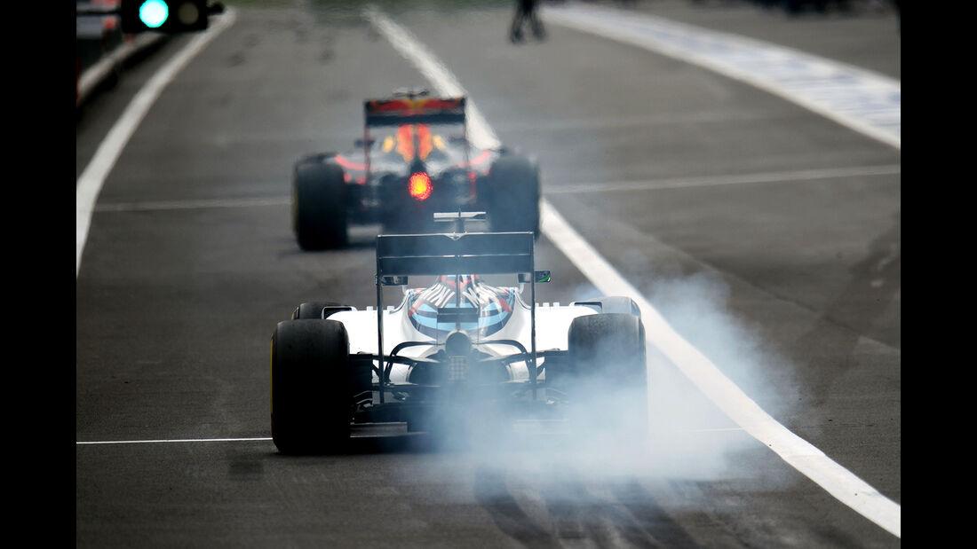 Valtteri Bottas - GP Mexiko 2016