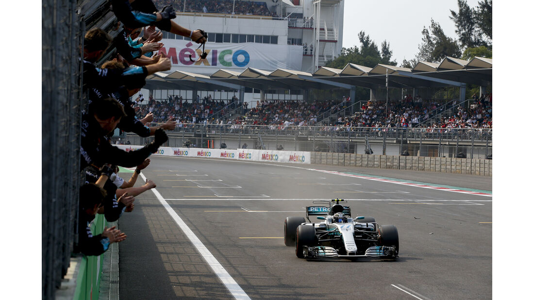Valtteri Bottas - GP Mexiko 2017