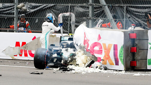Valtteri Bottas - GP Mexiko 2019