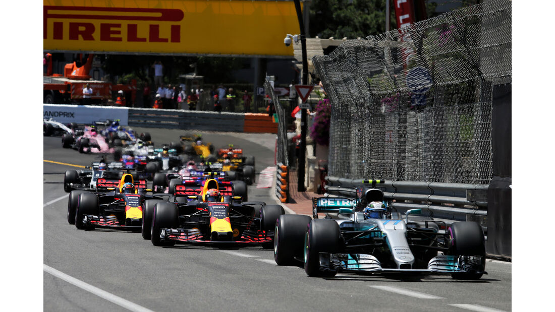 Valtteri Bottas - GP Monaco 2017