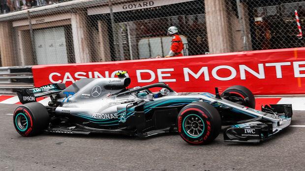 Valtteri Bottas - GP Monaco 2018